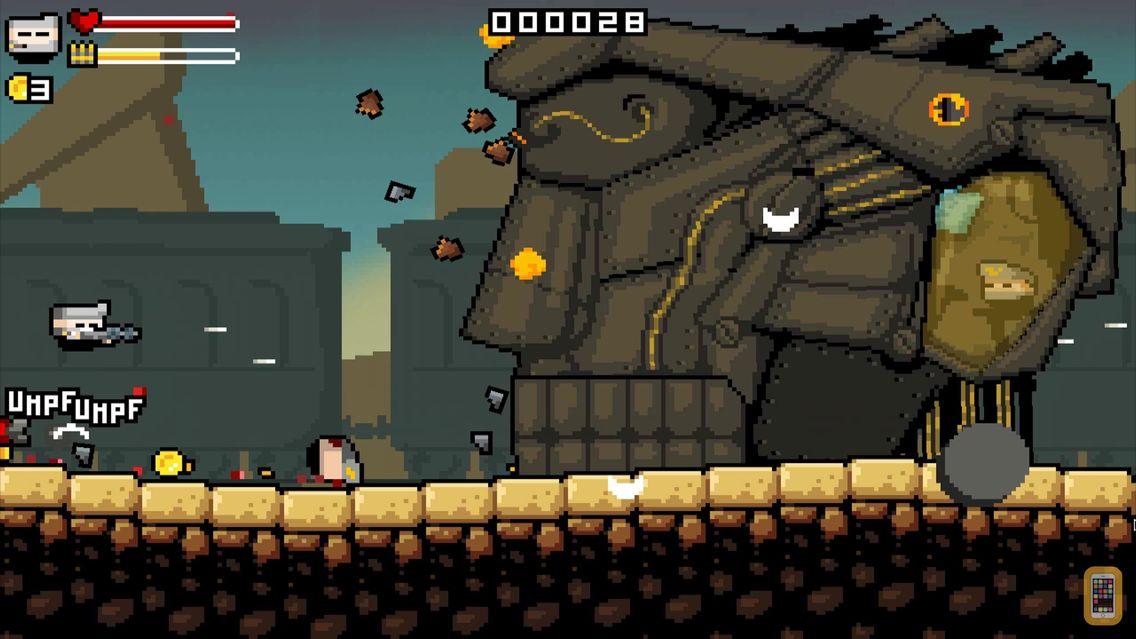 Screenshot - Gunslugs 2