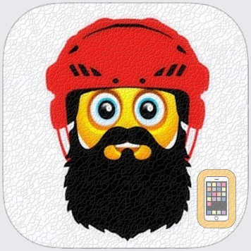 Hockey Emojis by Awesome Apps, LLC (Universal)