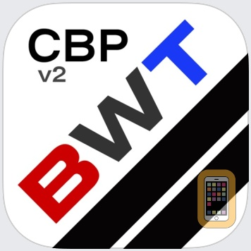 CBP Border Wait Times by US Customs and Border Protection (iPhone)