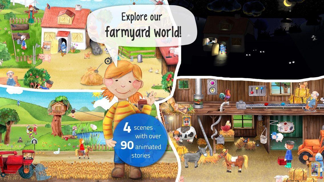 Screenshot - Tiny Farm: Animals & Tractor