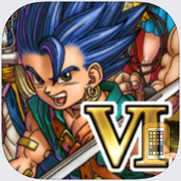 DRAGON QUEST VI by SQUARE ENIX INC (Universal)