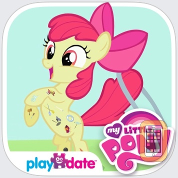 My Little Pony: Cutie Pox by PlayDate Digital (Universal)