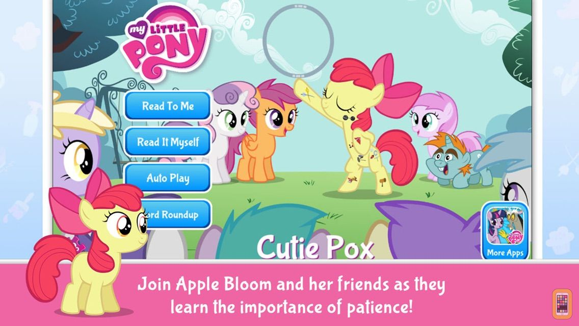 Screenshot - My Little Pony: Cutie Pox