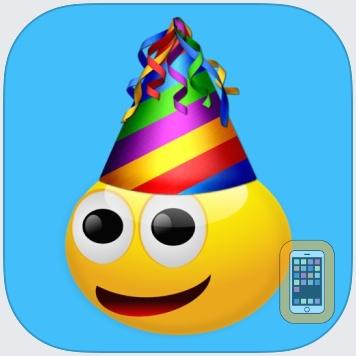 Birthday Emojis For IPhone IPad