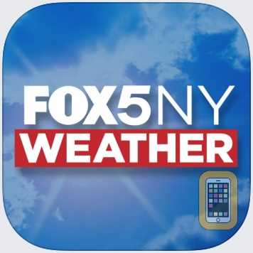 FOX 5: NY Weather & Radar by Fox Television Stations, Inc. (Universal)