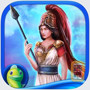 Revived Legends: Titan's Revenge HD - An Epic Hidden Object Adventure by Big Fish Games, Inc (iPad)