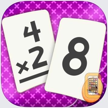 Multiplication Flash Cards Games Fun Math Problems by Eggroll Games LLC (Universal)