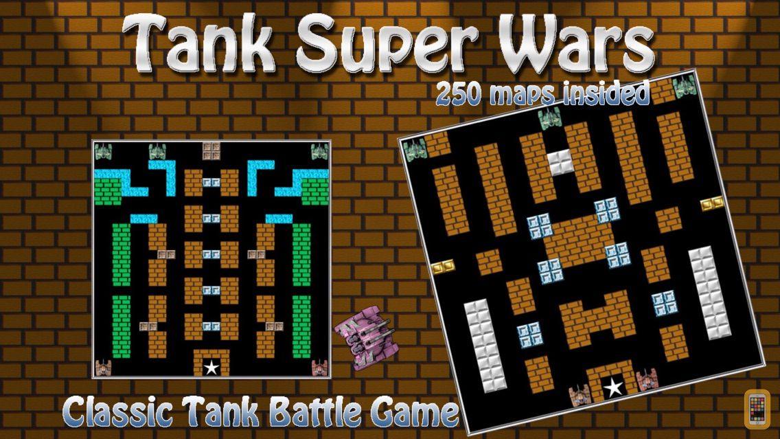 Screenshot - Tank Super Wars
