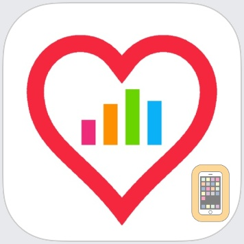 Dashboard for Apple Health App by Sunny Studio (iPhone)