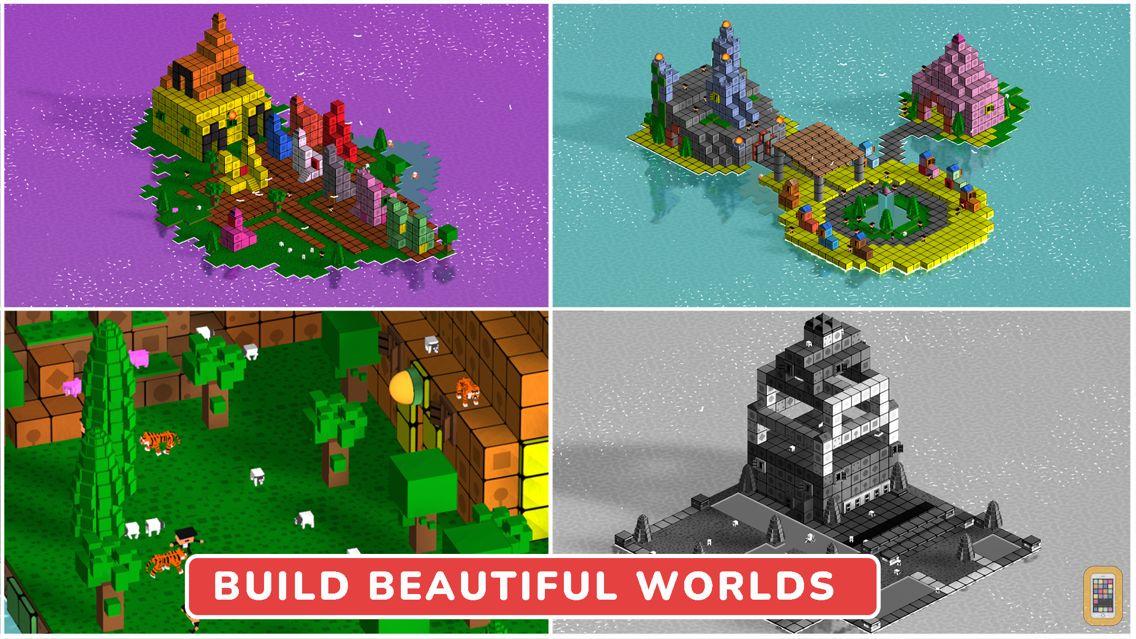 Screenshot - Blox 3D World Creator