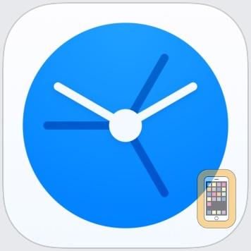 World Clock Pro Mobile by Alex Komarov Inc. (iPhone)