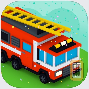 City Cars Adventures by BUBL by Apps4kids games (Universal)
