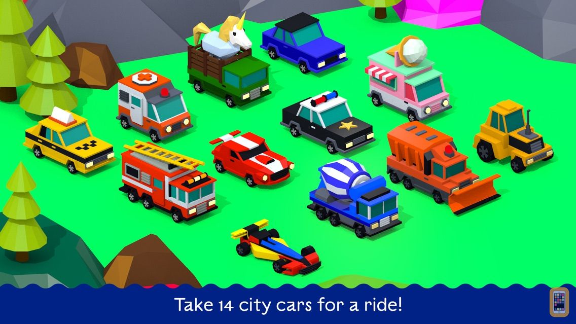 Screenshot - City Cars Adventures by BUBL