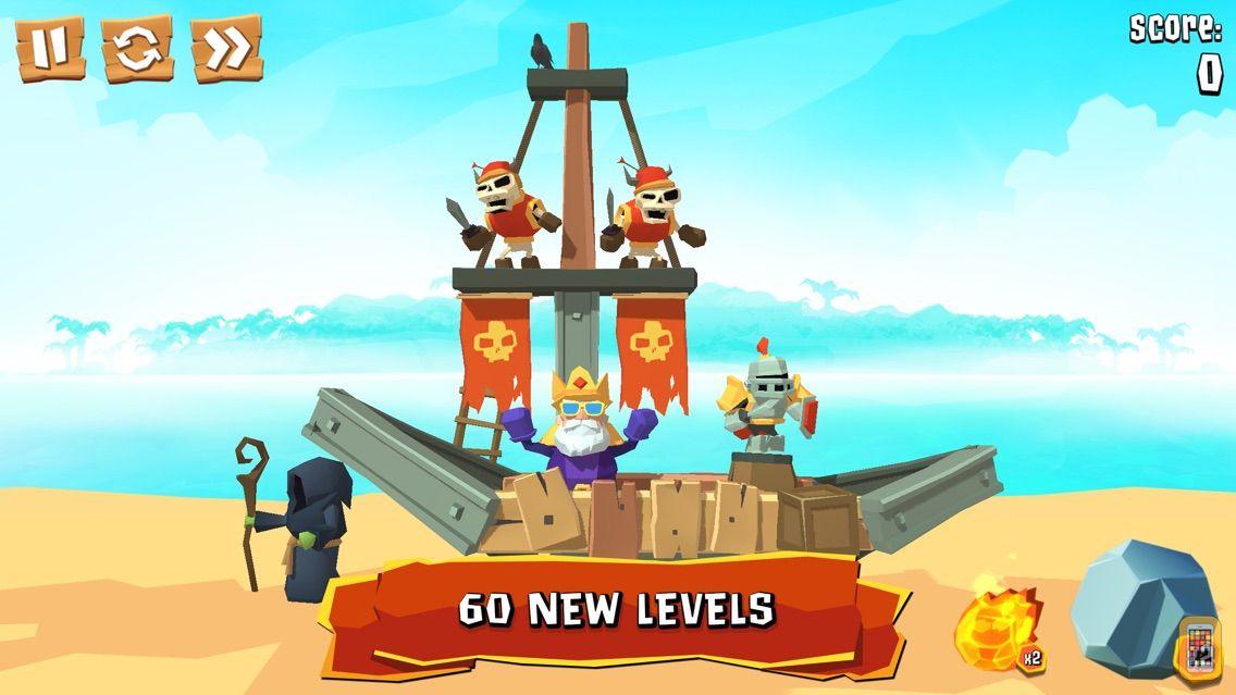 Screenshot - Crush the Castle: Siege Master