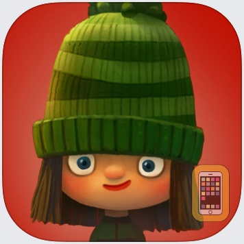 Green Riding Hood: Read Aloud by Huracan Apps (Universal)