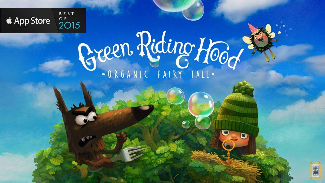 Screenshot - Green Riding Hood: Read Aloud