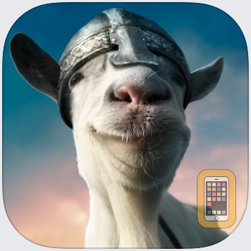 Goat Simulator MMO Simulator by Coffee Stain Publishing (Universal)