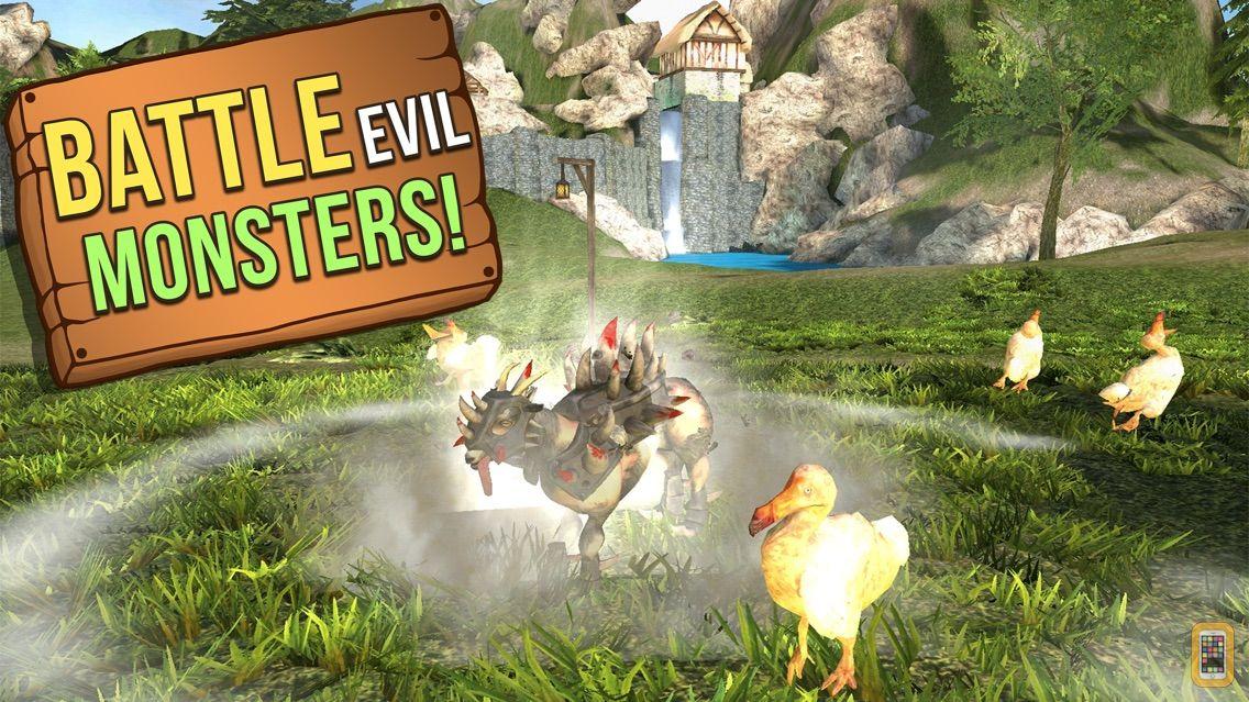 Screenshot - Goat Simulator MMO Simulator