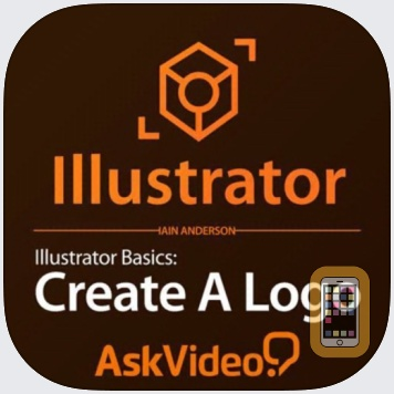 Course For Illustrator CC 101 - Illustrator Basics - Create A Logo by ASK Video (Universal)