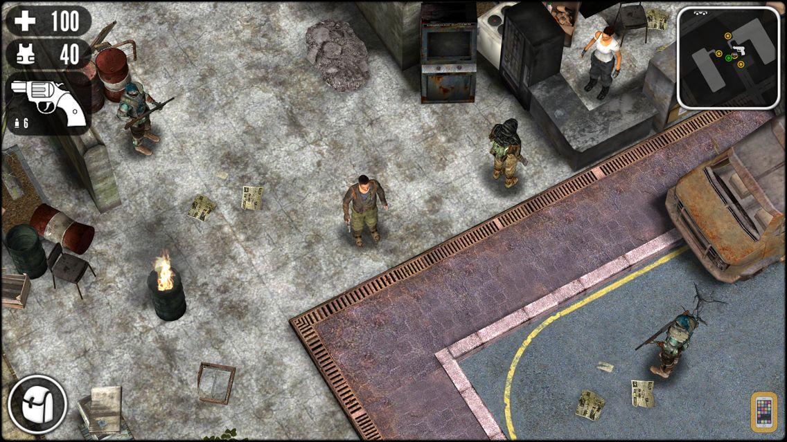 Screenshot - Hardboiled