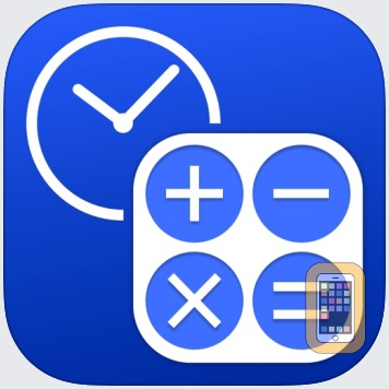 Date Time Calculator for iPhone - App Info & Stats | iOSnoops