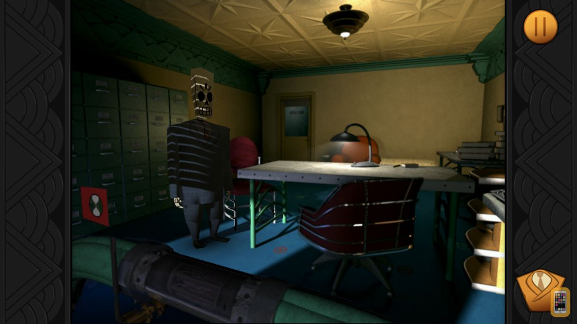 Screenshot - Grim Fandango Remastered