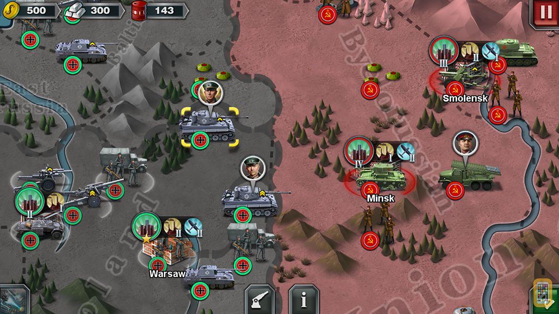 Screenshot - World Conqueror 3