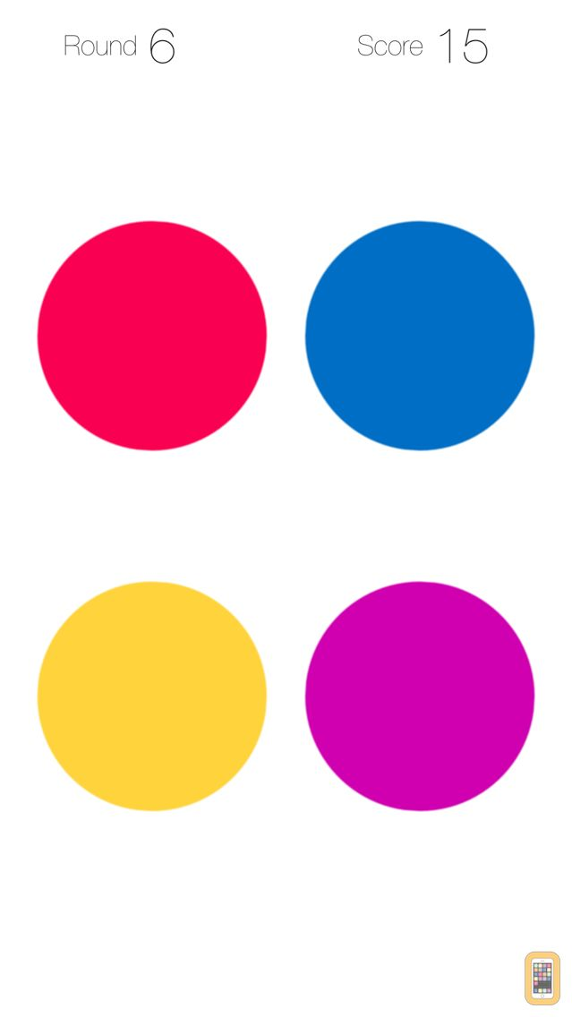 Screenshot - Sound Dots - Brain Training Game