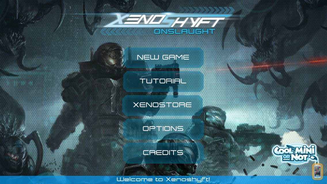 Screenshot - XenoShyft