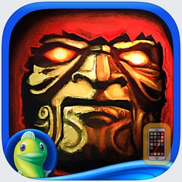 The Secret Order: Masked Intent HD - A Hidden Objects Adventure by Big Fish Games, Inc (iPad)