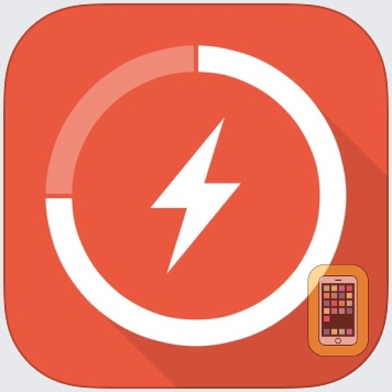 TABATACH - Interval Workout Timer for High Intensity Interval Training (HIIT) : TABATA & any Circuit Training by SaltyCrackers Co., Ltd. (iPhone)
