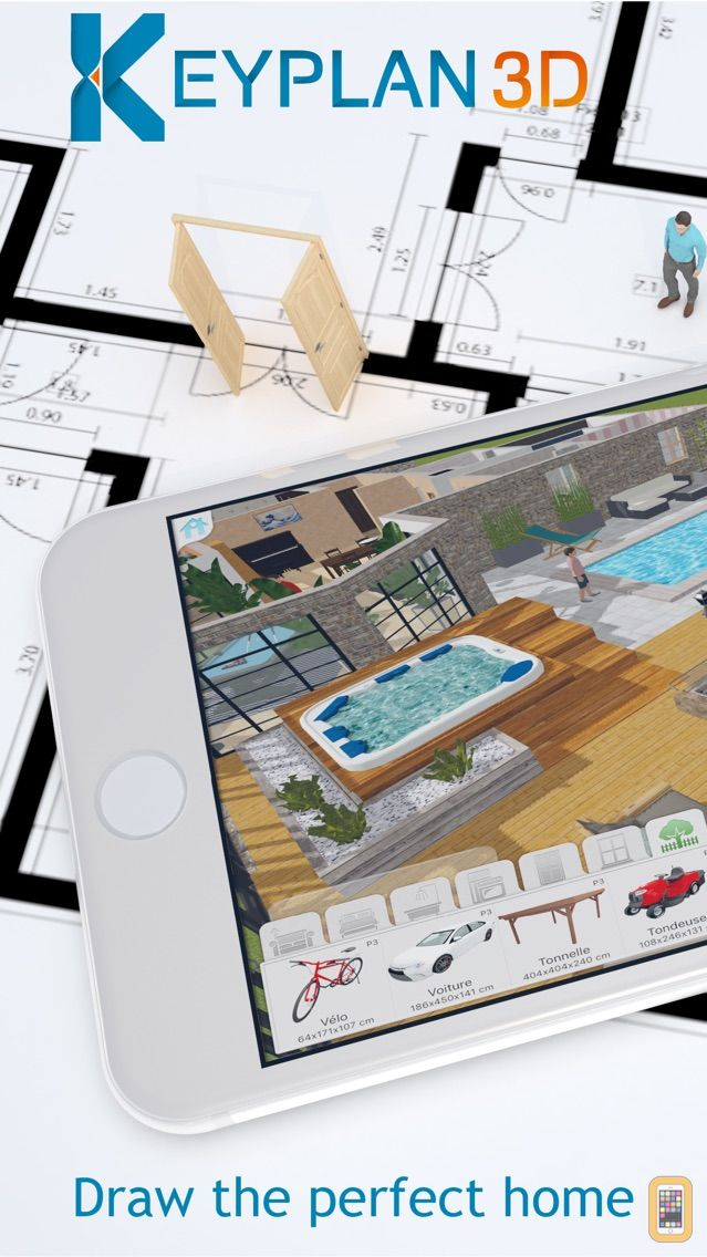 Screenshot - Keyplan 3D Lite - Home design