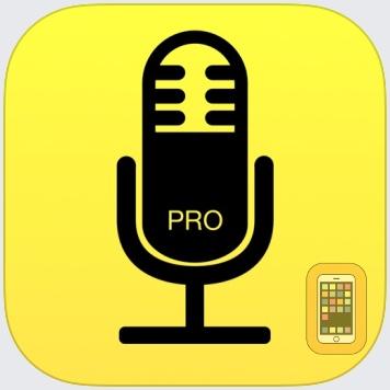 Audio Notebook Pocket by Qrayon, LLC (iPhone)