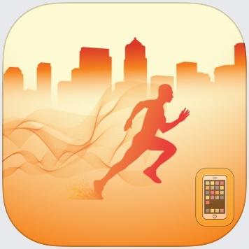 RunTracker : Running, Walkin, Jogging, Workout, Calorie Tracker & Fitness Tracker Free Version by Preecha Subpasri (Universal)
