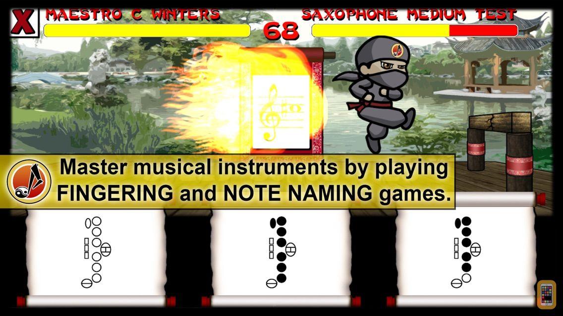 Screenshot - NinGenius Music: Studio Games