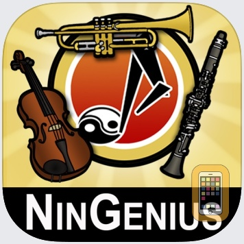 NinGenius Music: Games 4 Kids by Anthony Winters (Universal)