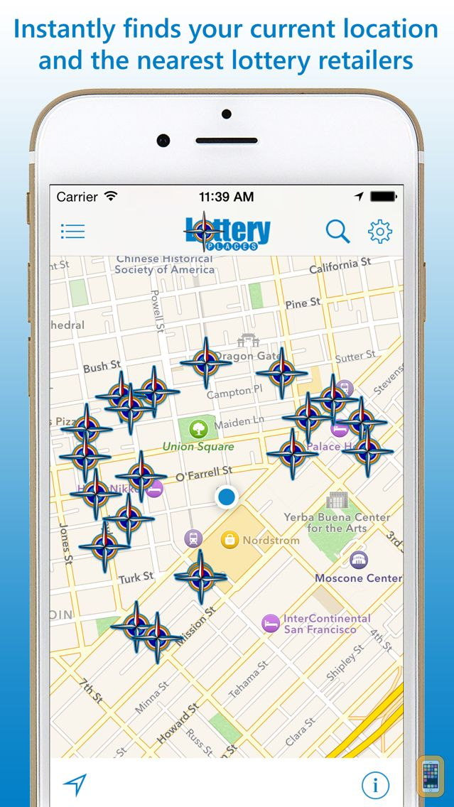Screenshot - Lottery Places