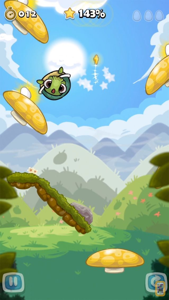 Screenshot - Roll Turtle