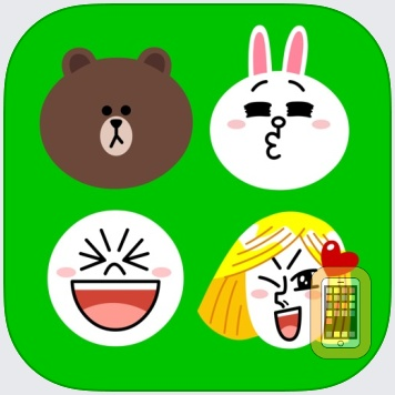 Emoji Keyboard by LINE by LINE Corporation (iPhone)