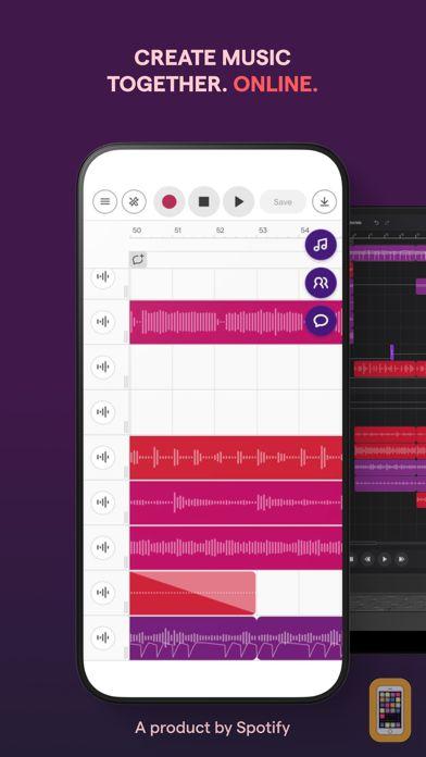 Screenshot - Soundtrap