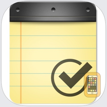 InkPad Notepad - Notes - To do for iPhone & iPad - App Info & Stats