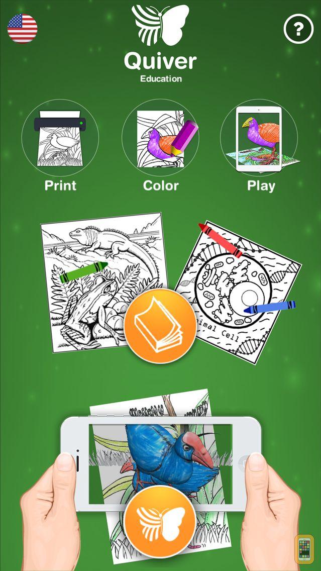 Screenshot - Quiver Education