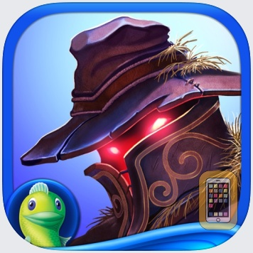 League of Light: Wicked Harvest HD - A Spooky Hidden Object Game (Full) by Big Fish Games, Inc (iPad)
