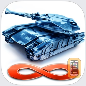 Infinite Tanks by Atypical Games (Universal)