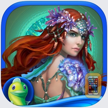 Dark Parables: The Little Mermaid and the Purple Tide HD - A Magical Hidden Objects Game (Full) by Big Fish Games, Inc (iPad)