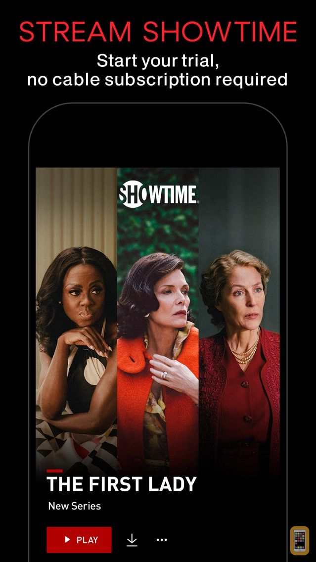 Screenshot - SHOWTIME: TV, Movies and More