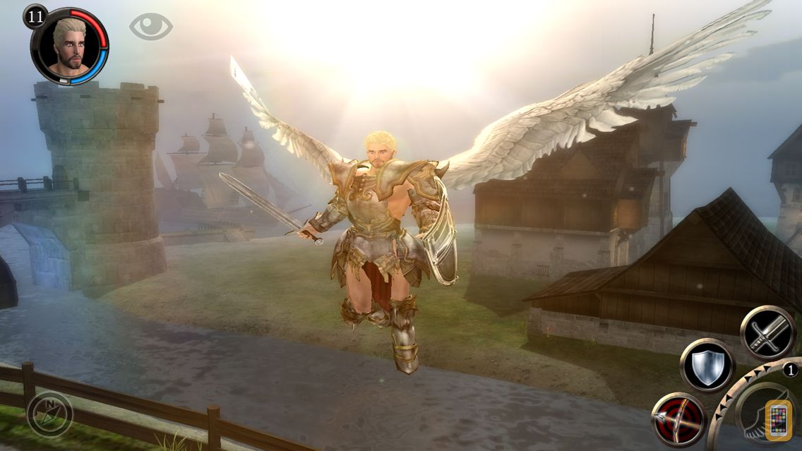 Screenshot - Angel Sword: 3D RPG