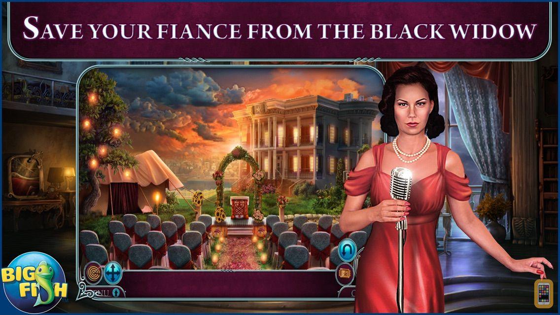 Screenshot - Cadenza: The Kiss of Death - A Mystery Hidden Object Game (Full)