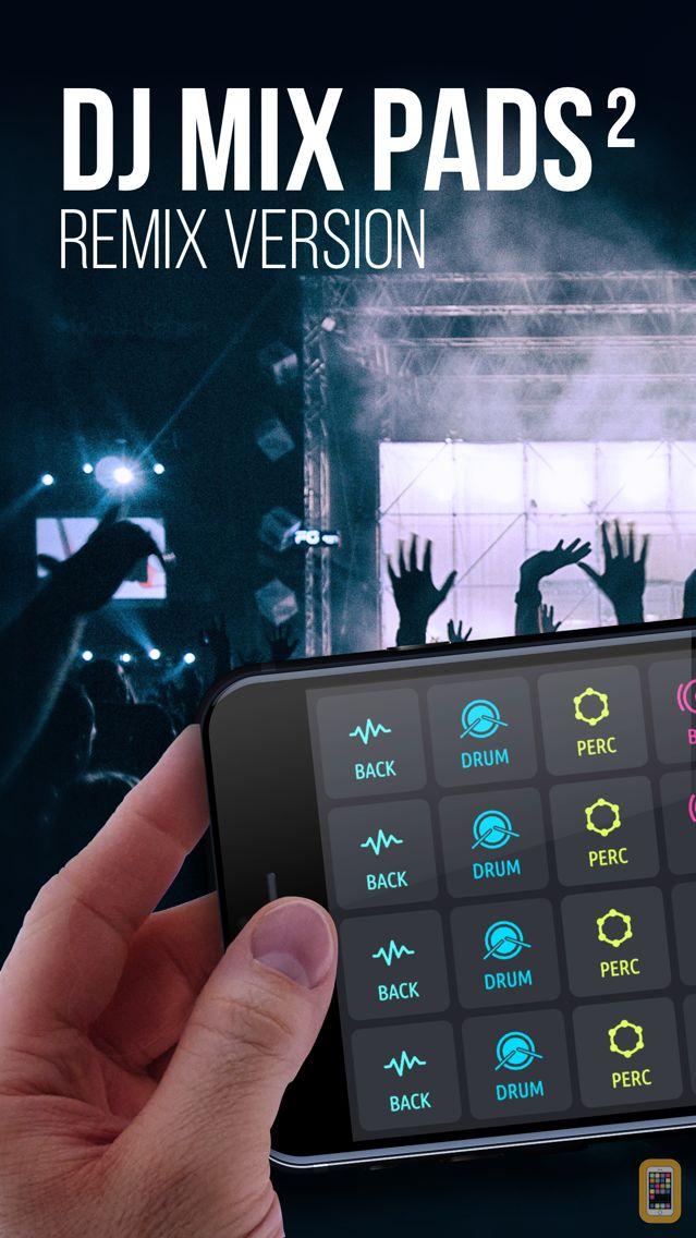 Screenshot - DJ Mix Pads 2 - Remix Version