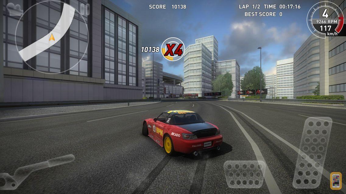 Screenshot - Real Drift Car Racing